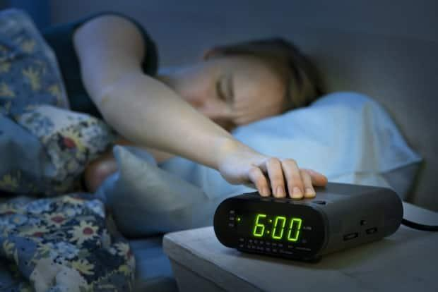 Most Canadians will move their clocks forward by an hour at 2 a.m. on Sunday. (Elena Elisseeva/Shutterstock - image credit)