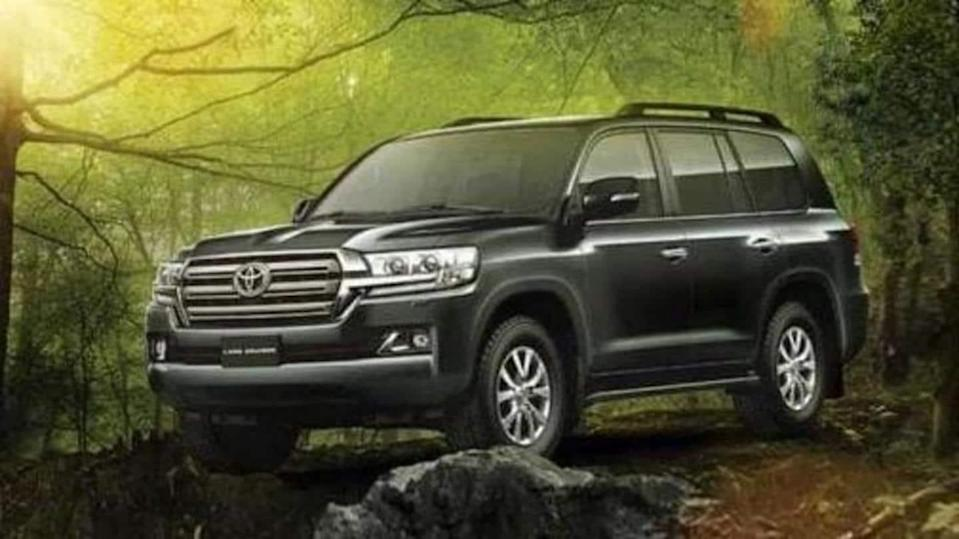 2022 Toyota Land Cruiser could debut by May-end