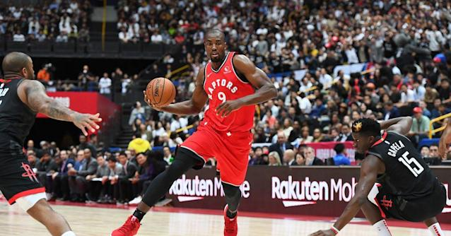 Fantasy HQ: Serge Ibaka to be an early season staple for Raptors' offense