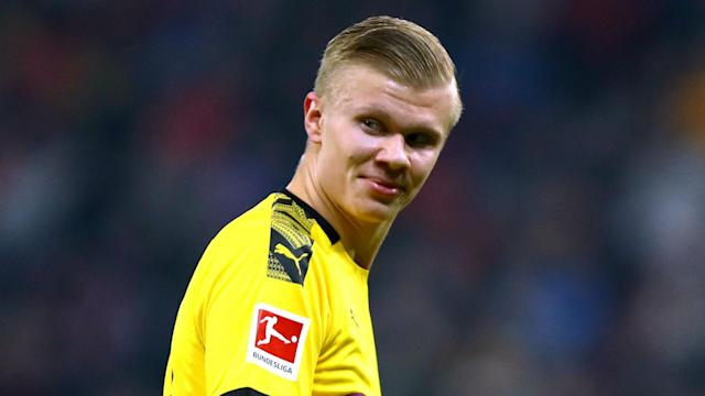 A host of Europe's leading clubs were chasing Erling Haaland, but the youngster claims he always had eyes for Borussia Dortmund.