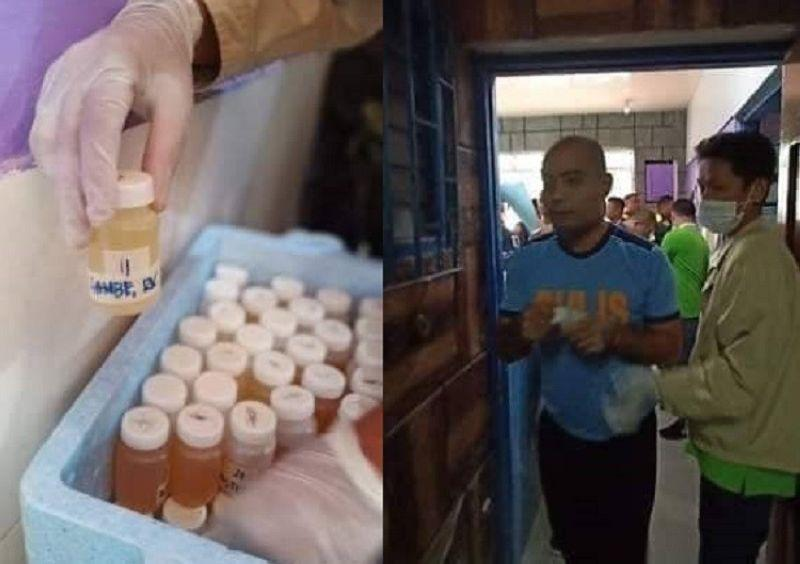 61 Talisay cops undergo surprise drug test