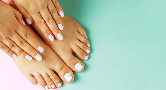 How to do your own manicure at-home. (Getty Images)