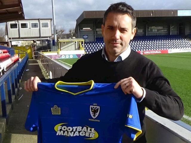 Meet the Brit who helped turn Shakhtar Donetsk into a Champions League regular and now has set his sights on AFC Wimbledon