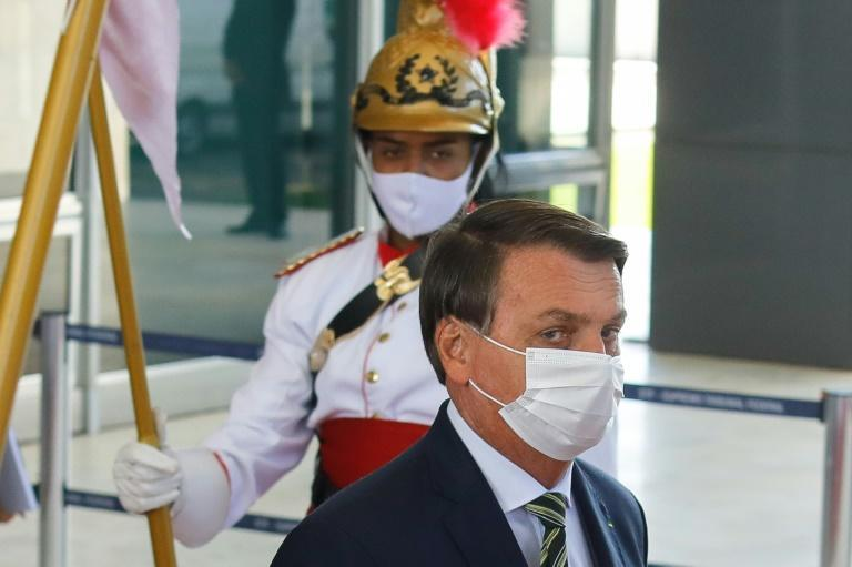 Brazil's President Jair Bolsonaro is facing 61 impeachment requests, some 20 of which are over his chaotic handling of the Covid-19 pandemic