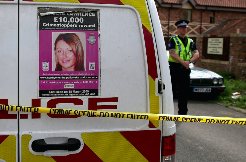 Police believe the 35-year-old from York was murdered, but her body has never been found (Getty)