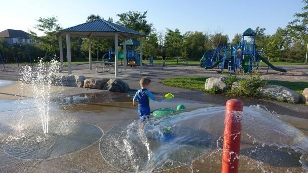 The province also permitted splash pads to reopen Saturday, just in time for a relatively warm weekend.