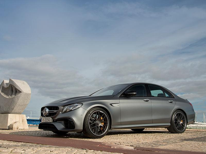 The 2018 Mercedes Amg E63 S Goes Like A Bat Out Of Hell