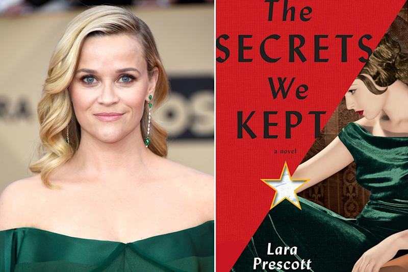 Reese Witherspoon names The Secrets We Kepther September 2019 book club pick