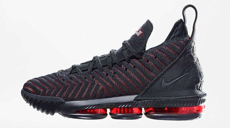 buy online 6f055 5f331 PHOTOS: Nike Unveils The New LeBron 16, Release Date