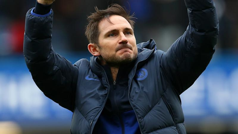 Lampard explains how Chelsea countered loss of Hazard and defied doubters to finish in top four