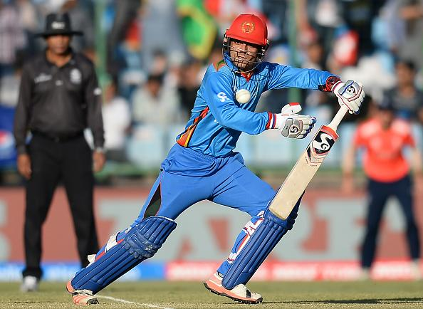 CRICKET-WT20-2016-ENG-AFG : News Photo