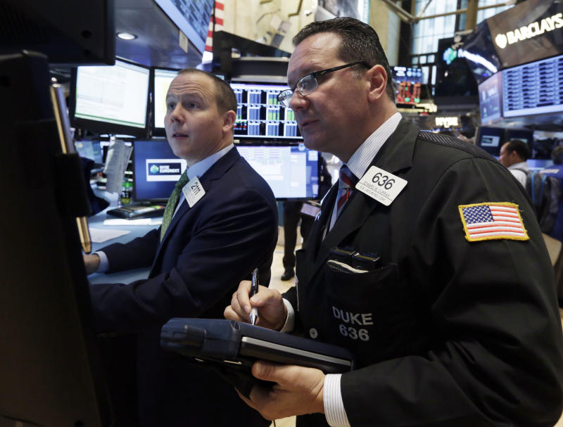 Stocks drop for a fourth straight day