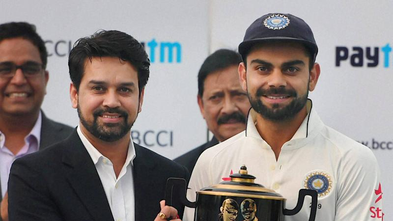 BCCI Compromised the Integrity of Virat Kohli: Anurag Thakur