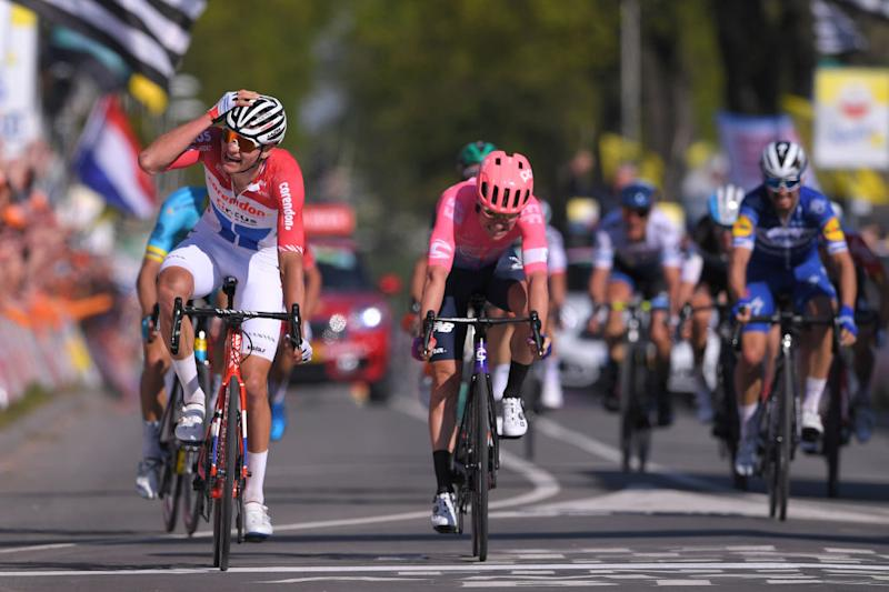 Van der Poel can't believe it, and neither can we