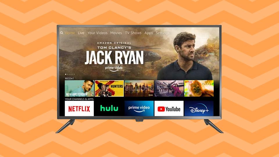Just $170 for a 39-inch smart TV? Yup. (Photo: Amazon)