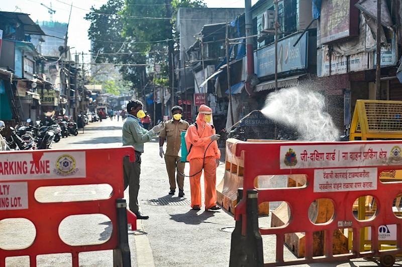Eight Wards Account for Most of Coronavirus Cases in Mumbai, Recoveries