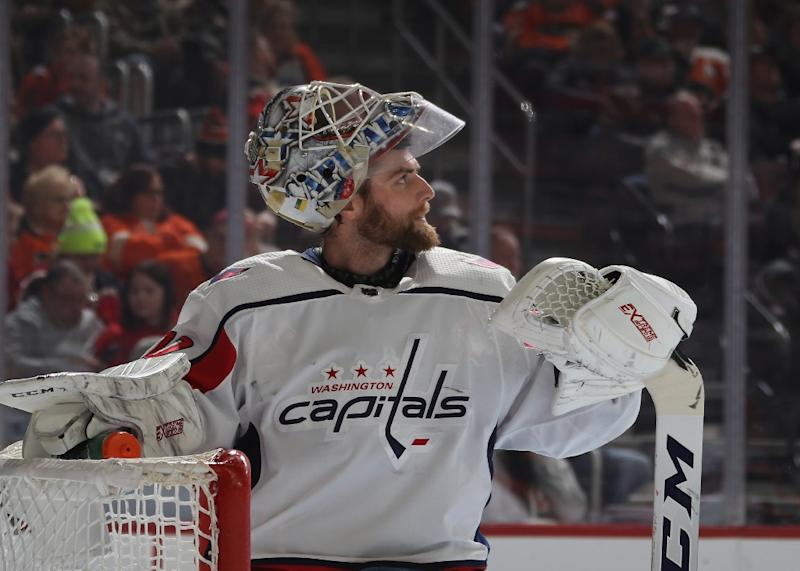 Washington Capitals goaltender Braden Holtby says he will not join the team in Monday's visit to the White House following