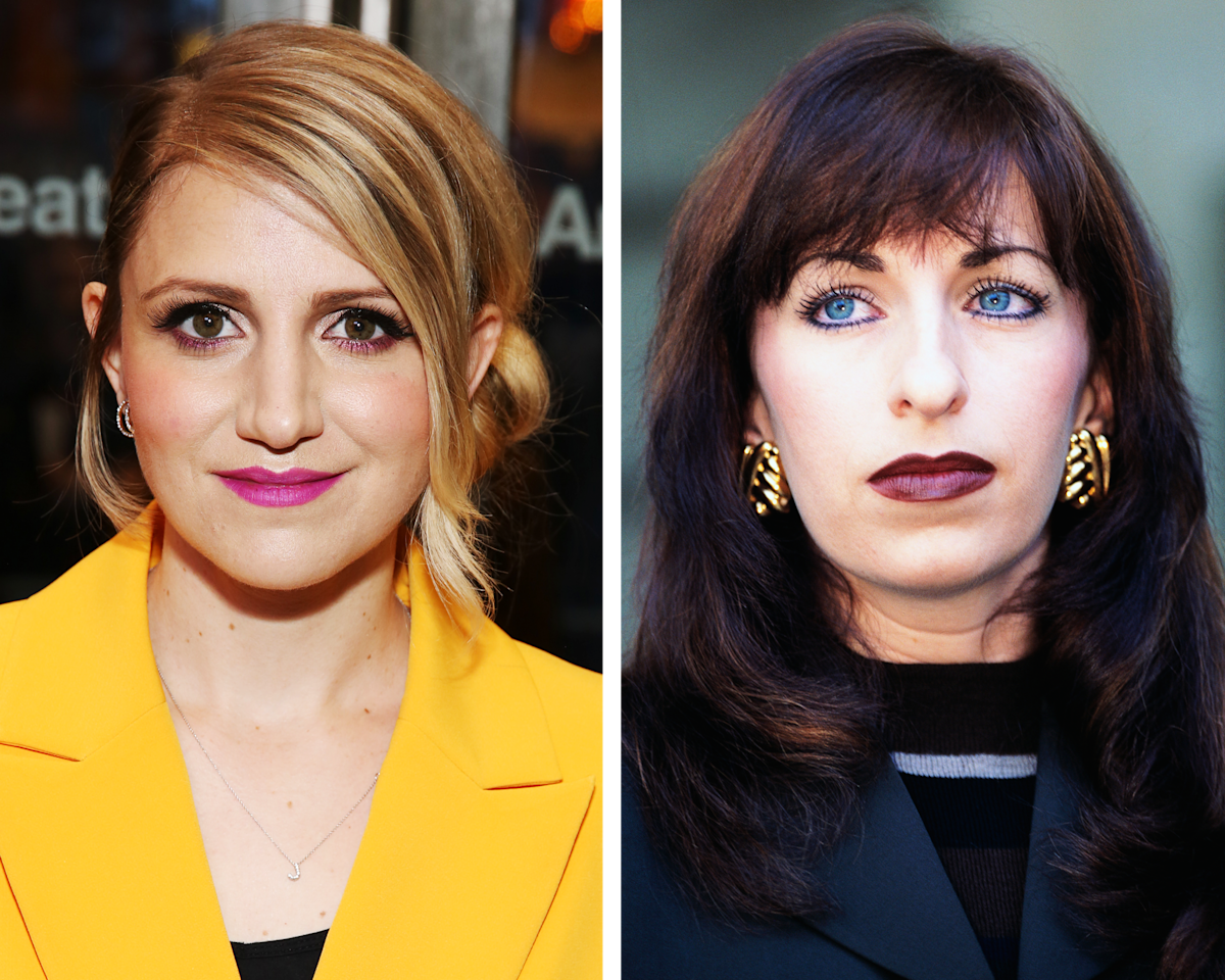 """The Tony-winning Broadway star made her entry to the Ryan Murphyverse with a small recurring role in <em>The Assassination of Gianni Versace</em> as <strong>Elizabeth Cote</strong>, one of Andrew Cunanan's friends. This time around, she'll make a more pivotal turn as <strong>Paula Jones,</strong> the Arkansas state employee who sued Clinton for sexual harassment in 1994—a watershed suit that foreshadowed the explosive Lewinsky scandal. Jones and Clinton ultimately reached an <a href=""""https://www.washingtonpost.com/wp-srv/politics/special/clinton/stories/jones111498.htm"""">out-of-court settlement</a> four years later."""