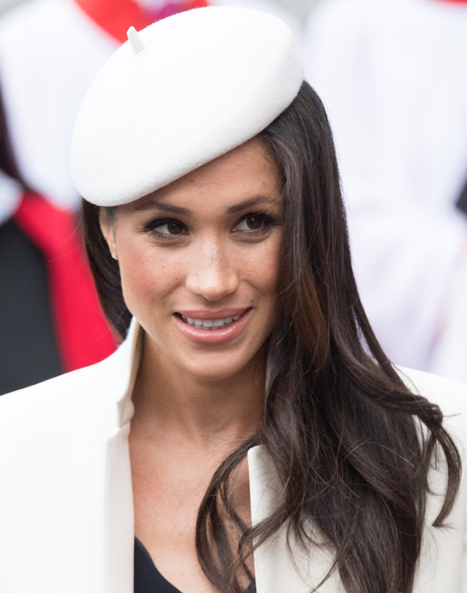Meghan Markle's style might change after her wedding. (Photo: Getty Images)