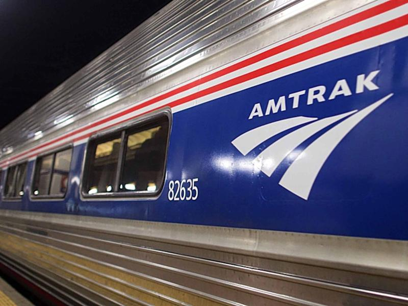 Under Donald Trump's proposed budget Amtrak would lose all federal funding, eliminating passenger rail service to over 200 rural communities: Getty