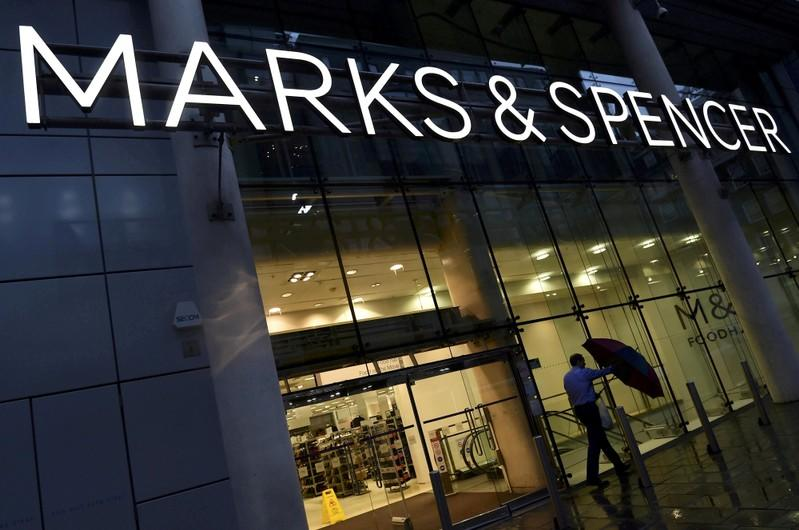 M&S turnaround held back by falling clothing sales