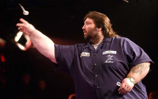 Andy Fordham won the world title in 2004