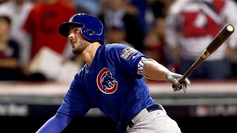 Four Cubs in Top 5 of MLB jersey sales
