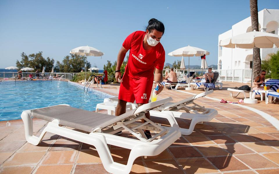 Tui says it will only travel to safe resorts and hotels - TUI