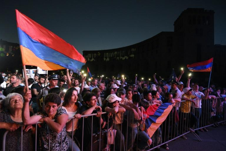 During a campaign marred by polarising rhetoric, Pashinyan said he expected his Civil Contract party to secure 60 percent of the vote