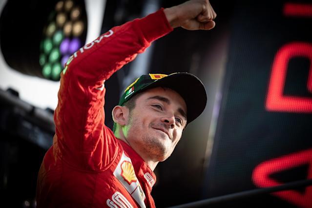 Charles Leclerc to attend Autosport International