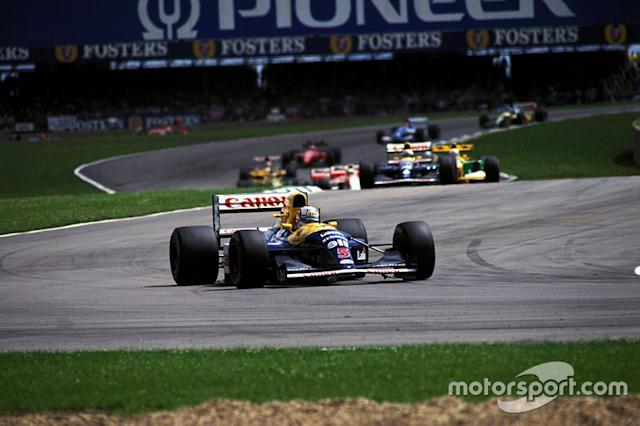 "Williams FW14 (1991-1992) <span class=""copyright"">Sutton Motorsport Images</span>"