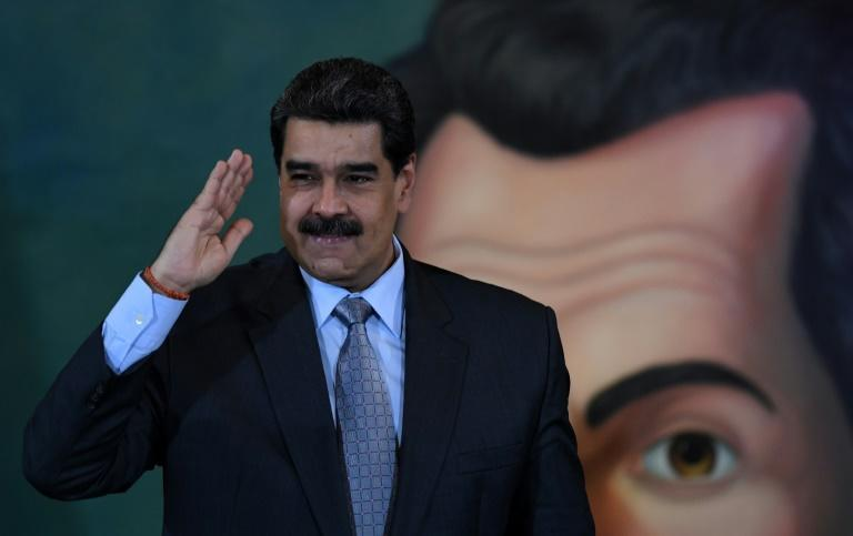 Venezuelan President Nicolas Maduro is branded a 'dictator' by the United States