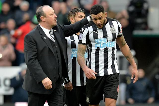Chelsea want Jamaal Lascelles as club looks to bolster defence with summer transfer swoop for Newcastle captain