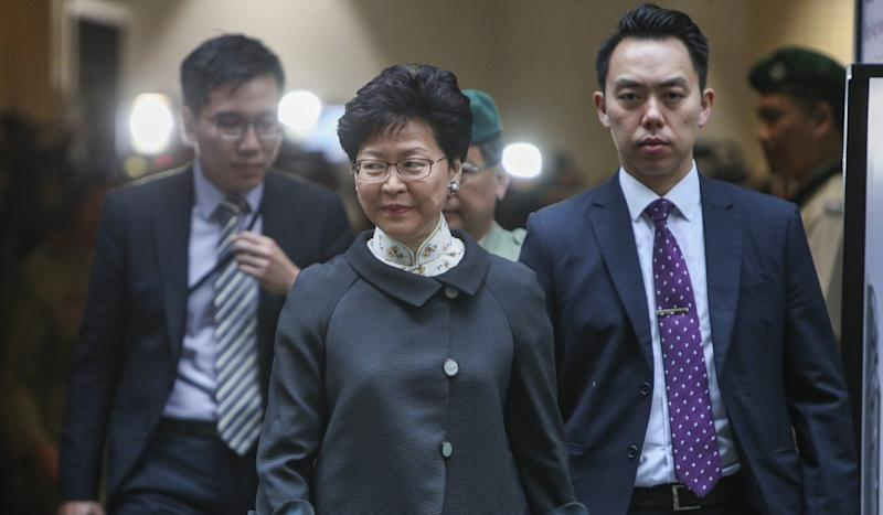 Latest Hong Kong plan to lure overseas doctors is unequal treatment, says city leader Carrie Lam