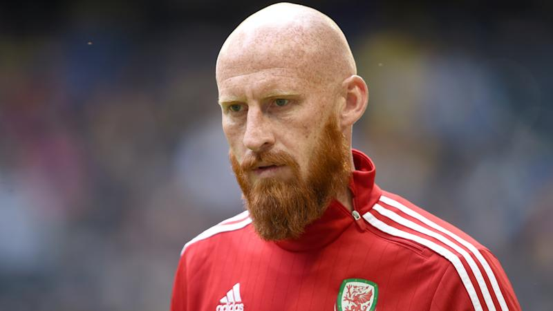 Former Wales defender James Collins hangs up his boots
