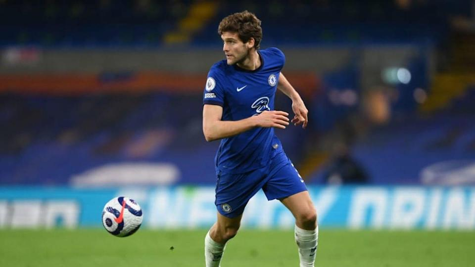 Marcos Alonso | Mike Hewitt/Getty Images
