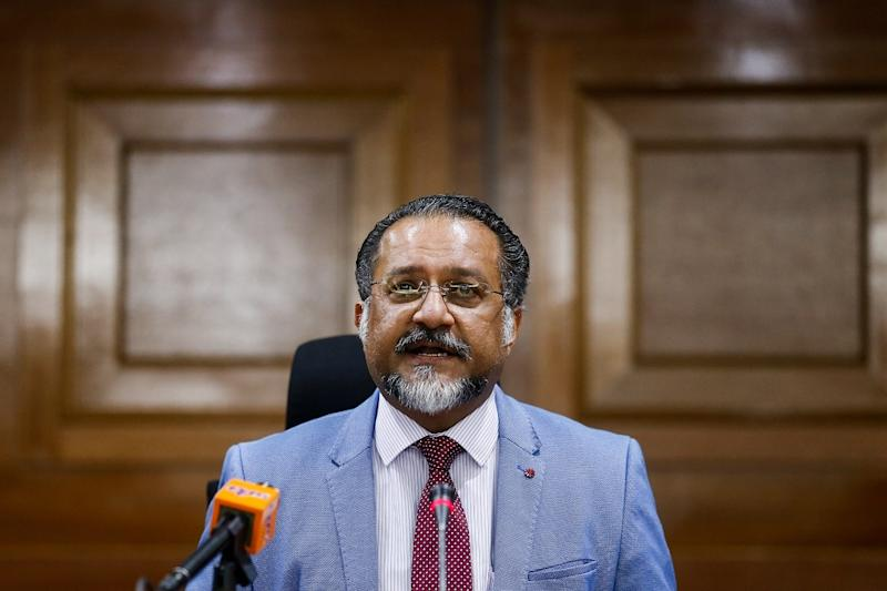 Jagdeep did not disclose the percentage of increase in the rates when asked, saying instead that the hike will depend on the property type, location and size. — Picture by Sayuti Zainudin