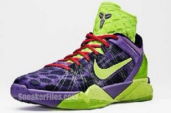 f52ebae5304f Kobe Bryant is busting out new Grinch shoes for Christmas Day