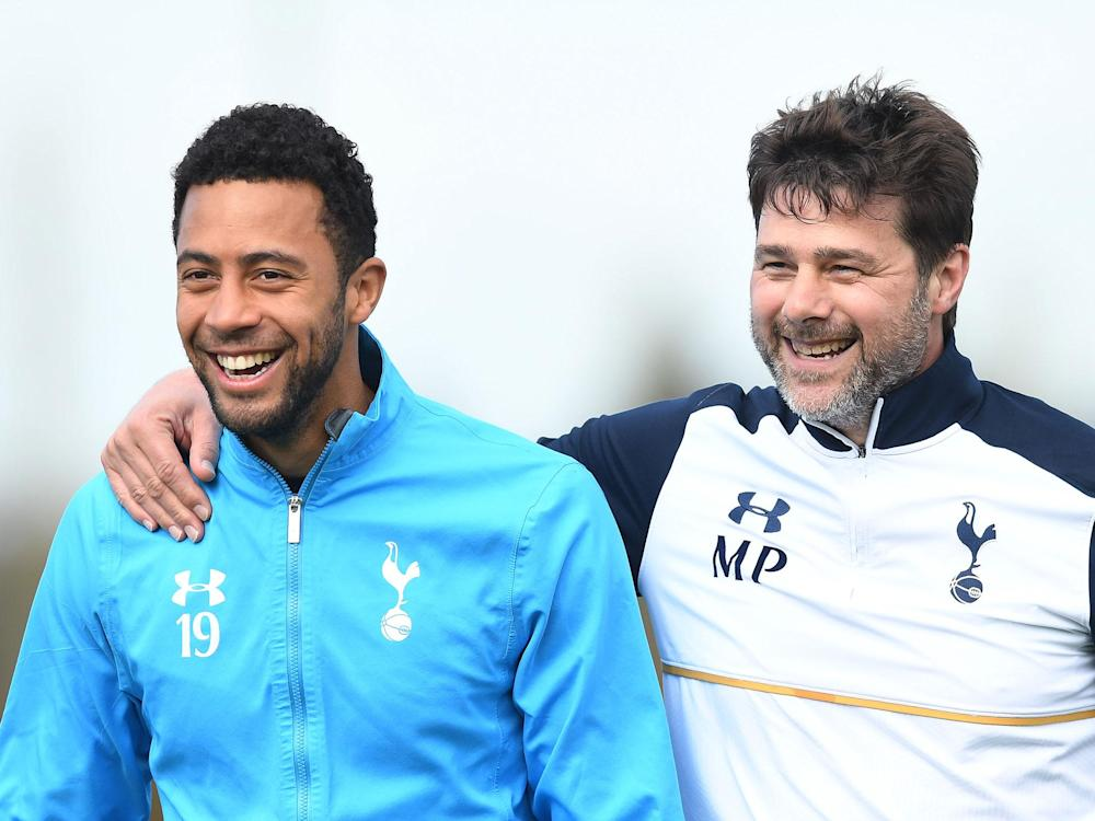 Pochettino could scarcely be happier with his 'genius' midfielder: Getty