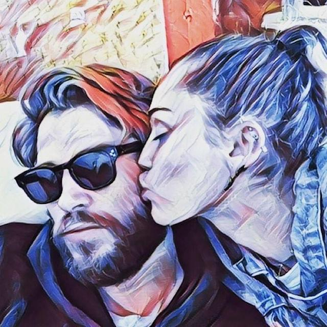 "<p>""Life is way cooler in cartoon,"" Hemsworth reflected alongside a rendering of himself and fiancée Miley Cyrus. (Photo: Liam Hemsworth via Instagram) (Photo: <a href=""https://www.instagram.com/p/BY7U_ASHd4x/?hl=en&taken-by=liamhemsworth"" rel=""nofollow noopener"" target=""_blank"" data-ylk=""slk:Liam Hemsworth via Instagram"" class=""link rapid-noclick-resp"">Liam Hemsworth via Instagram</a>) </p>"