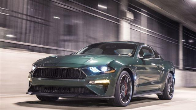 First 2019 Ford Mustang Bullitt sells for $300K at charity auction