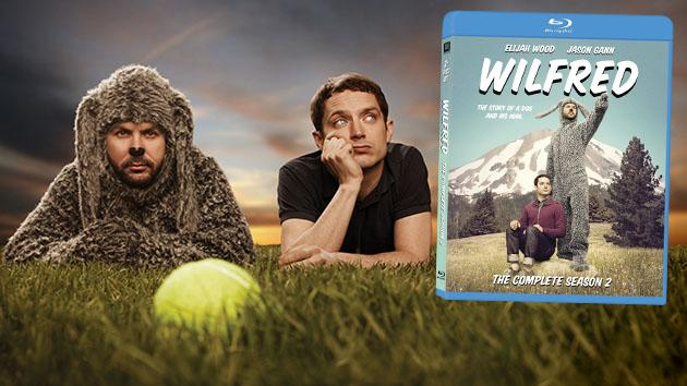 """Wilfred"" Season 2 Blu-Ray Giveaway"