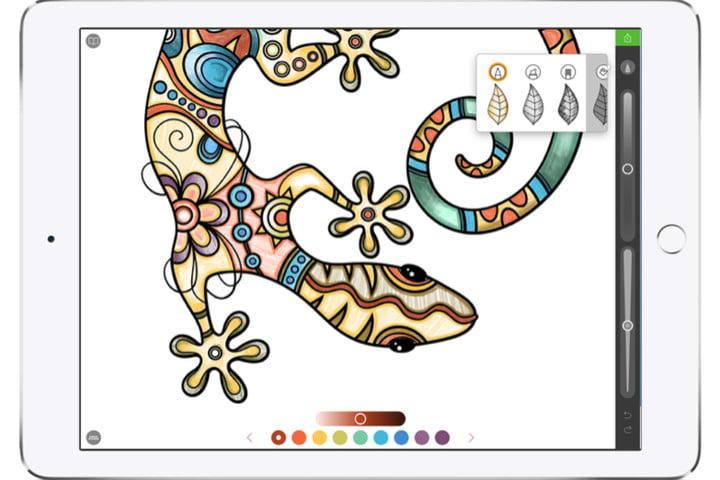 best ipad pro drawing apps pigment