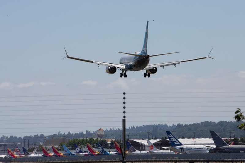 Safety officials move closer to allowing Boeing 737 Max fly