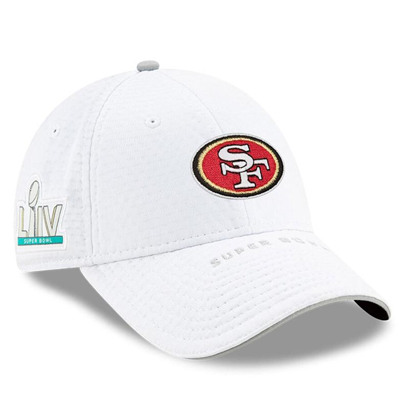 49ers Super Bowl LIV Bound Sideline Hat