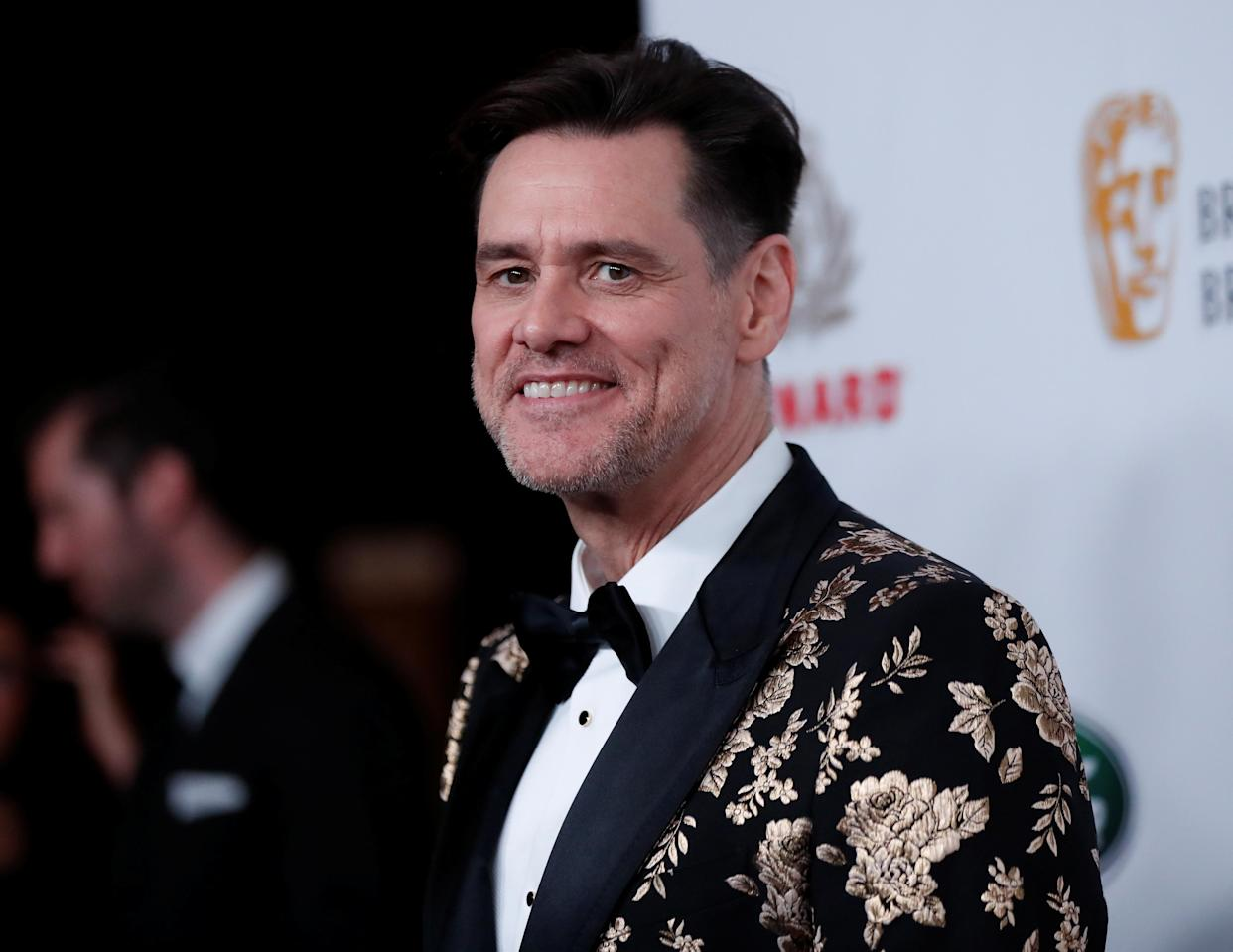 Jim Carrey is calling out Donald Trump in his latest political painting. (Photo: REUTERS/Mario Anzuoni)