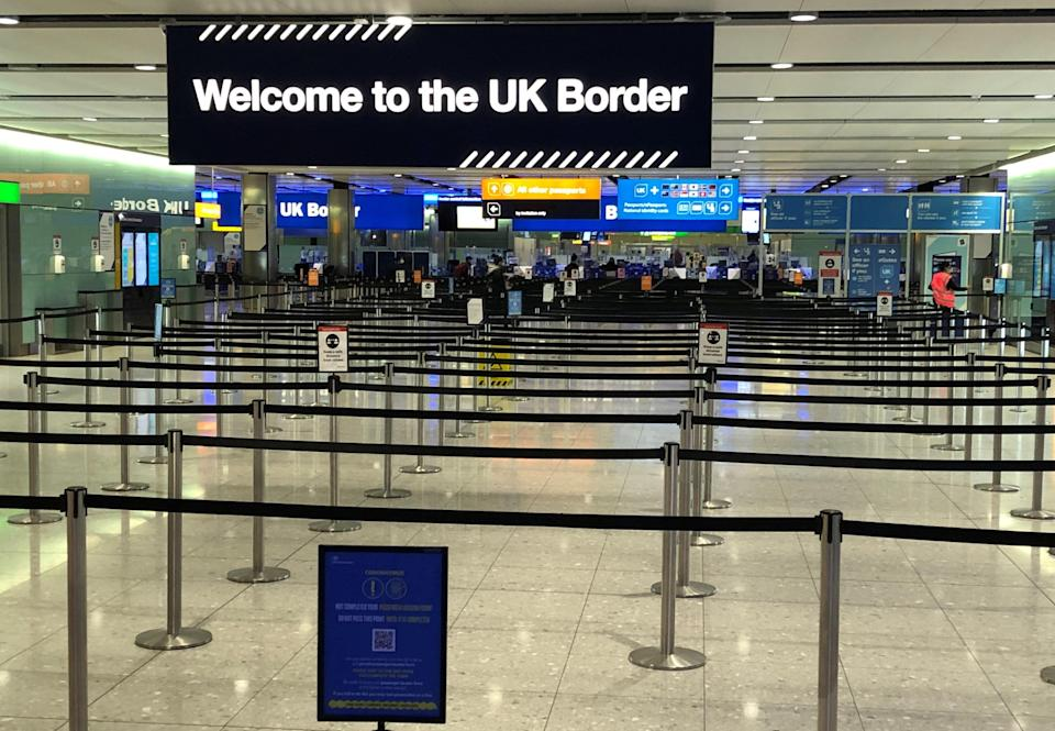 Starting Aug. 2, fully vaccinated Americans can visit England and Scotland without quarantining.