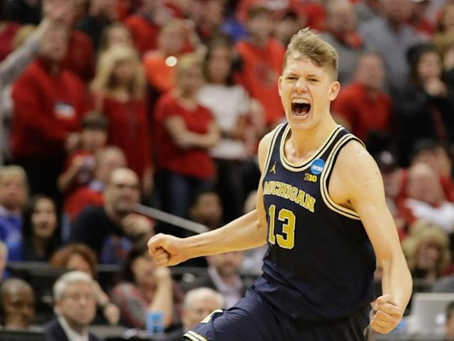 March Madness: Wagner führt Michigan in die dritte Runde