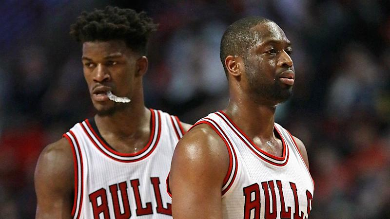 NBA playoffs 2017: Dwyane Wade compares Jimmy Butler's play to LeBron James