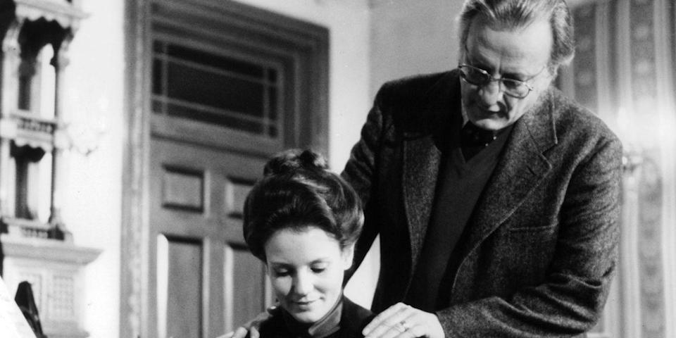 """<p>Horror movies don't always function with a scream queen in the lead. In the case of Peter Medak's bravura <em>Changeling,</em> George C. Scott (<em>Patton, Dr. Strangelove</em>) is in the driver's seat. As John Russell, a composer who leaves New York City and moves into a haunted mansion in Seattle, he helps steer a terrifying entry to the top of the specter subgenre. <a class=""""link rapid-noclick-resp"""" href=""""https://www.amazon.com/gp/video/detail/B07G4M87Y8/ref=atv_dl_rdr?tag=syn-yahoo-20&ascsubtag=%5Bartid%7C10056.g.10247453%5Bsrc%7Cyahoo-us"""" rel=""""nofollow noopener"""" target=""""_blank"""" data-ylk=""""slk:Watch Now"""">Watch Now</a></p>"""